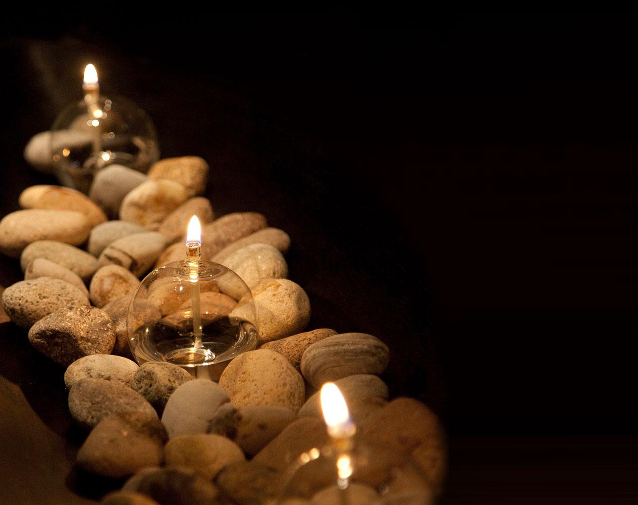Ekologinen kynttilä